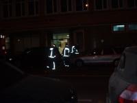 bomberos en acción