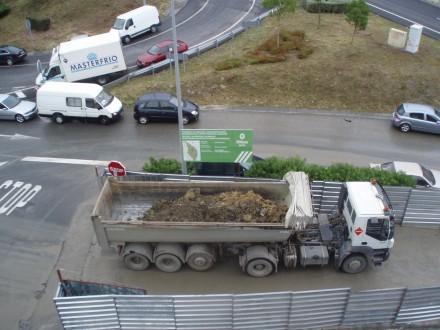 un camión / foto afopres