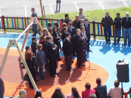 inauguracion irumineta / foto maribi