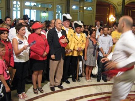 chupinazo 2010 / foto Iraia F.