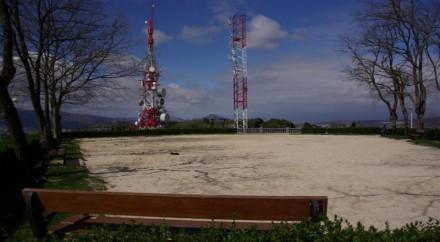 el parque infantil retirado / foto Jose Miguel Lozano