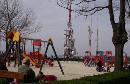 el parque infantil / foto Jose Miguel Lozano
