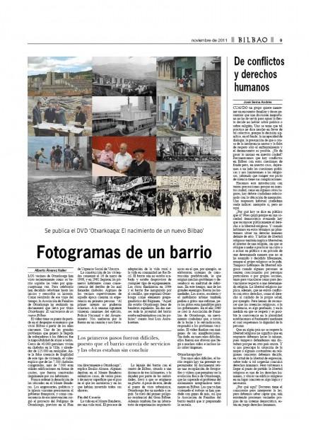 otxarkoaga: el nacimiento de un nuevo Bilbao