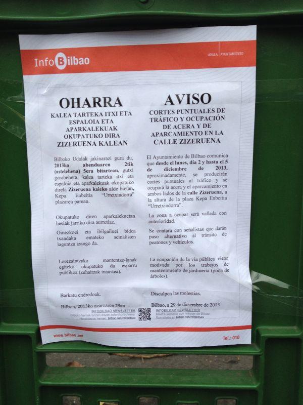 Diciembre 2013 asociaci n de familias de otxarkoaga for Oficinas bbk en barcelona