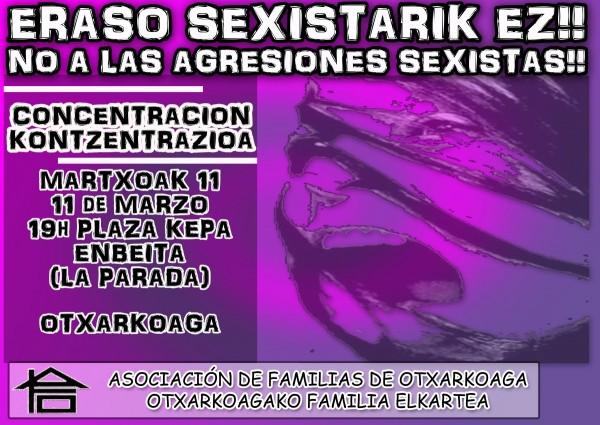 ERASO SEXISTARIK EZ