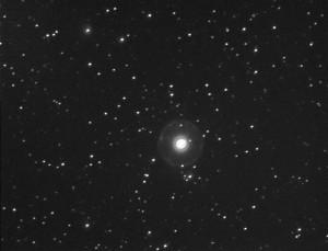 Halo en NGC-6826. Observatorio Astronomico El Maestrat cod. J19 Felipe Peña
