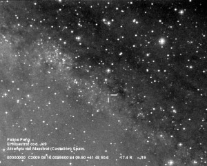 M31 2009-08d Observatorio Astronmico El Maestrat cod. J19 Felipe Pea