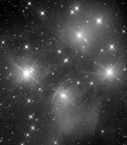 M-45 Observatorio Astronómico El Maestrat cód. J19 Felipe Peña