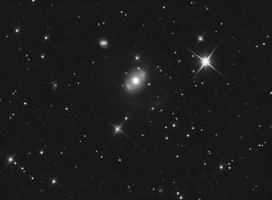 NGC-4151 Observatorio Astronómico El Maestrat cód. J19 Felipe Peña