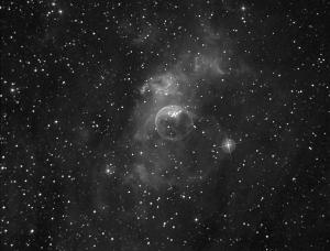 NGC-7635 Observatorio Astronómico El Maestrat cód. J19 Felipe Peña