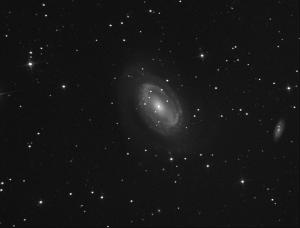 NGC-4725 Observatorio Astronómico El Maestrat cód. J19 Felipe Peña