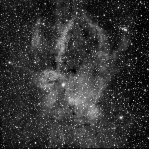 sh2-157 Observatorio Astronómico El Maestrat cód. J19 Felipe Peña