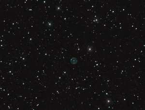 Abell-43 Observatorio Astronómico El Maestrat cód. J19 Felipe Peña