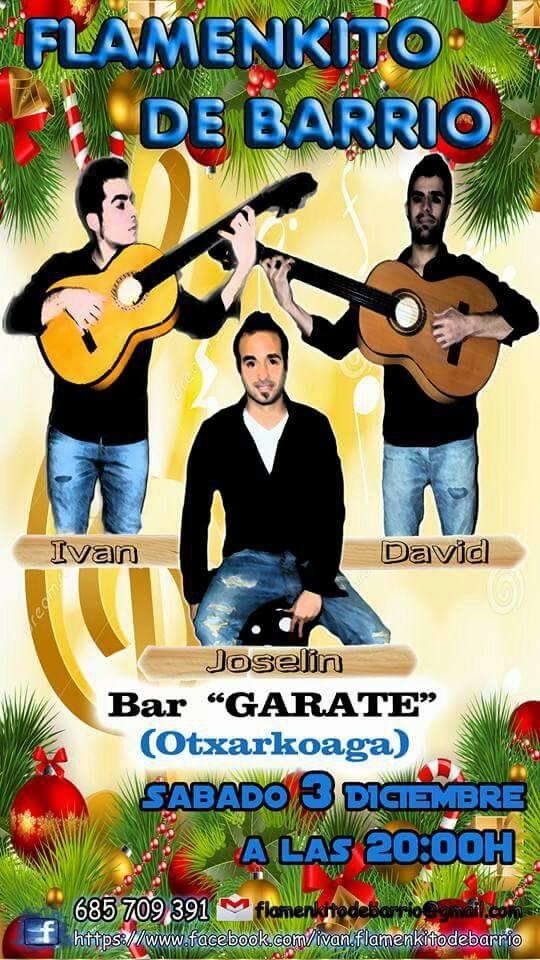 bar-garate