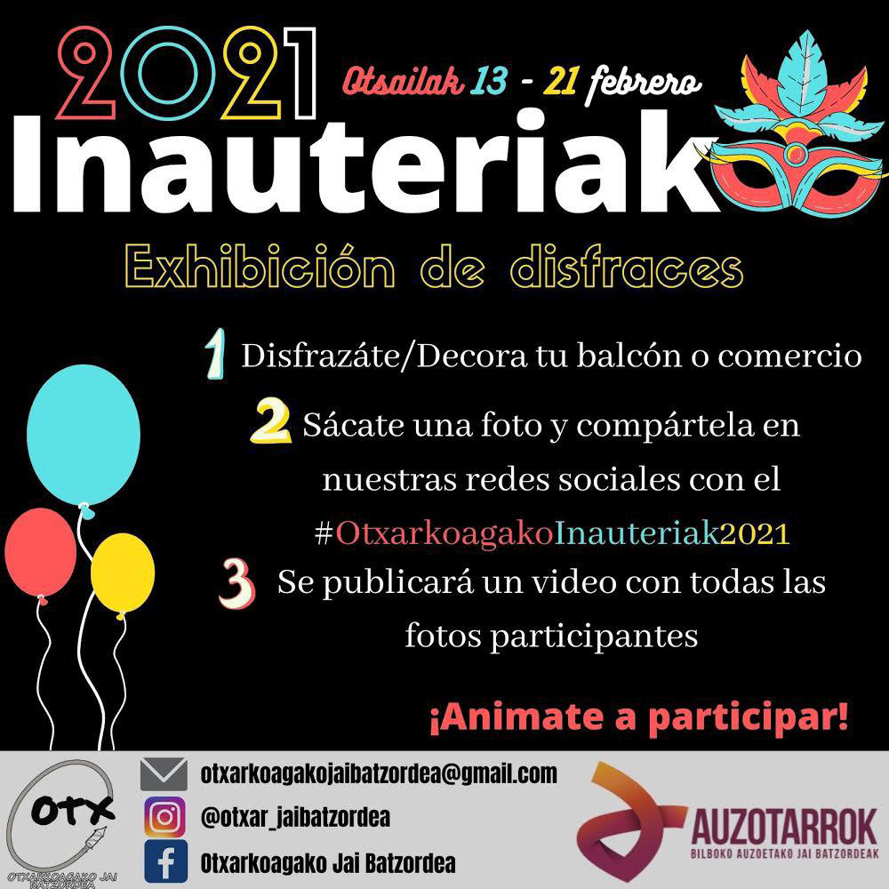 Carnavales de Otxarkoaga 2021